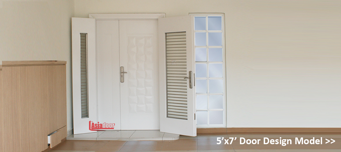 Asia Safety Door | Single Layer | Double Layer | Customization
