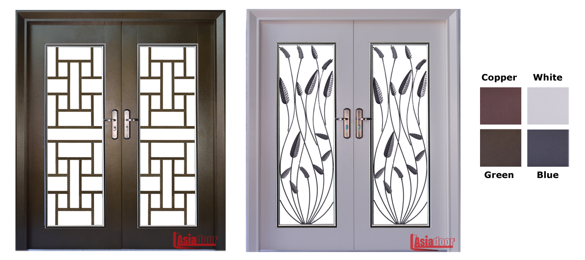 6x7 Security Door  sc 1 th 150 & Asia Safety Door | Single Layer | Double Layer | Customization