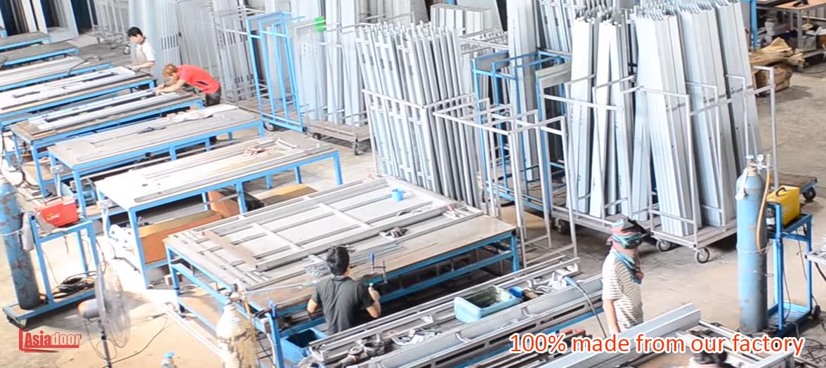 Asia Safety Door Factory
