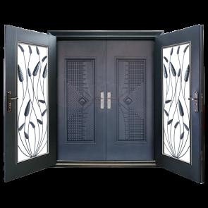 DD-9006 Design for Double Layer Door