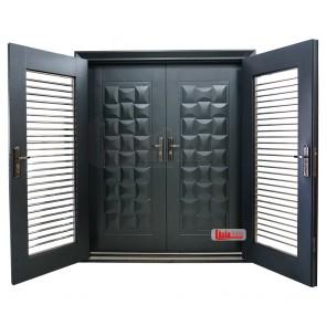 DD-9001 Design for Double Layer Door